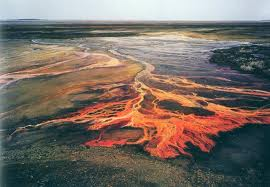 Results of Copper Mining is Acid Mine Drainage