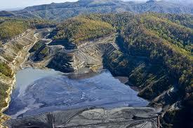 Coal Sludge Pit