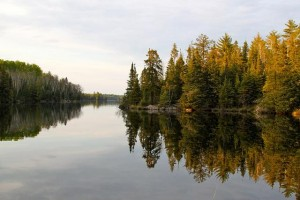 ely-mn-lake bwca without mining pollution