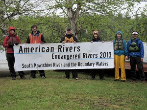 Kawishiwi River Endangered by Copper Sulfide Mining